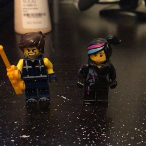 The lego movie lego characters